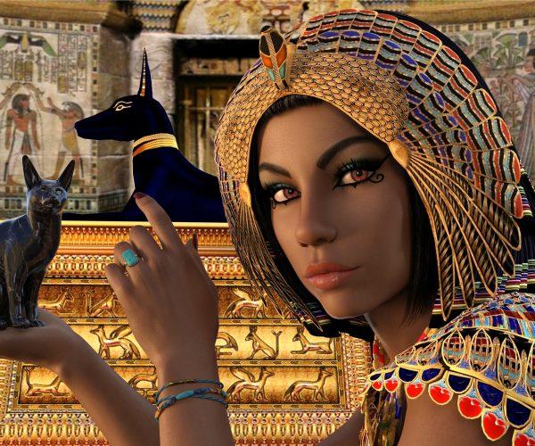 Jurnal de vacanță: arta înfrumusețării în Egiptul  antic